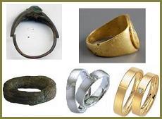 Matrimonio Segun Los Romanos : Significado de los anillos de bodas