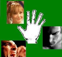 Tipos de temperamentos definidos por las manos Mano8